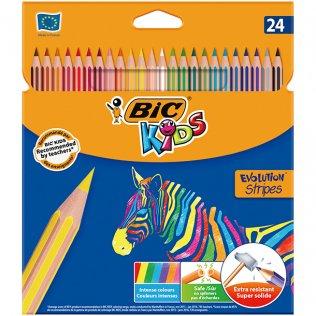 Lápices de colores Tropicolor Estuche 24 uds