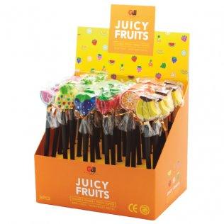 Lápices de grafito con goma Fruits