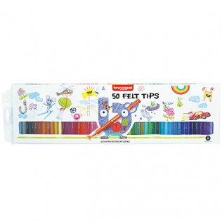 Estuche de rotuladores Talens 50 colores