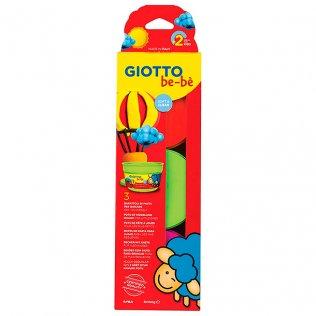 Giotto Be-Bé Super Pasta 100 gr 3 colores