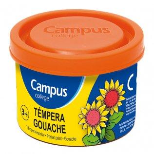 Témpera Campus College 40 gr. Naranja