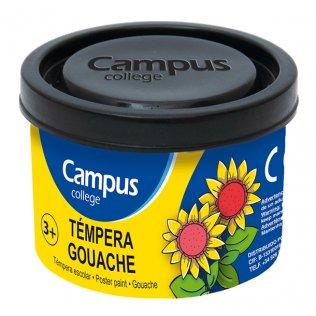 Témpera Campus College 40gr. Negro