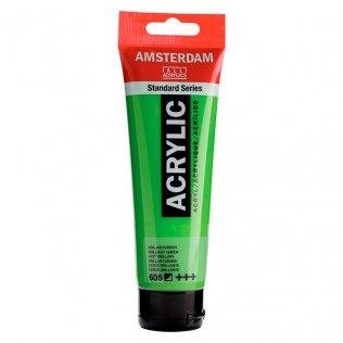 Pintura acrílica Amsterdam 120 ml verde claro