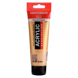 Pintura acrílica Amsterdam 120 ml oro