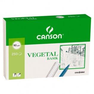 Papel vegetal Canson A3 (paq.250h.)