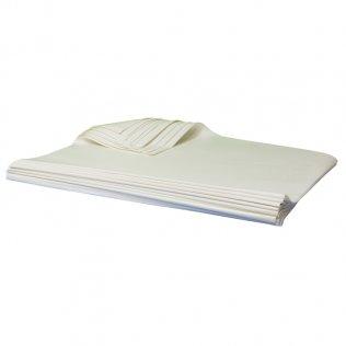 Papel seda blanco resma 500 hojas 50x76cm Campus College