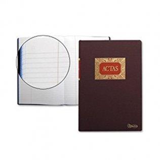Libro contable - actas 220x312mm 100 hojas Miquel Rius