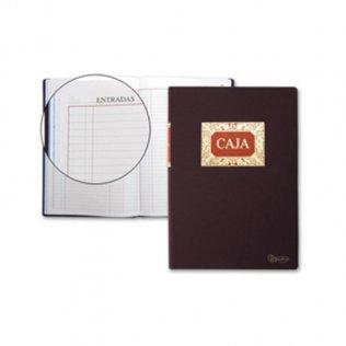 Libro contable - caja 220x312mm 100 hojas Miquel