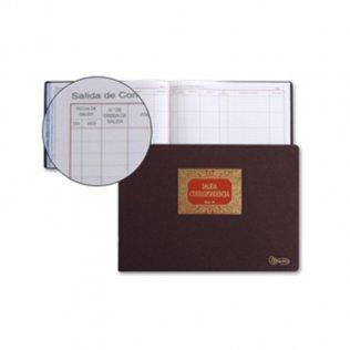 Libro contable - salida correspondencia 305x213mm 10 hojas Miquel Rius