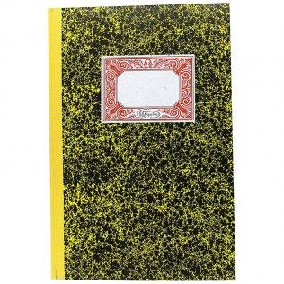 Libro cartoné cuentas corrientes Fº natural 215x158mm 100 hojas Miquelrius