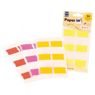 Índices rígidos 4 colores Plus Office 24ud.