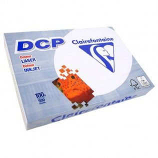 Papel DCP blanco A3 Clairefontaine 100g 500 hojas