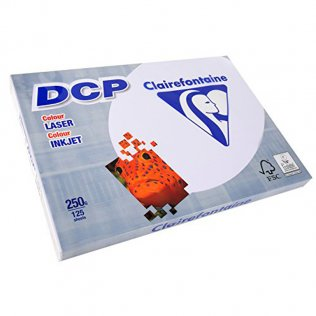 Papel DCP blanco A3 Clairefontaine 250g 125 hojas