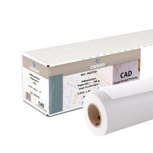 Papel plotter Canson 100g Hi-Resolution InkJet 36' 914mmx46m