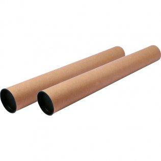 Tubo de cartón 8x64cm Faibo