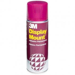 Pegamento Spray Display Mount 3M permanente 400 ml