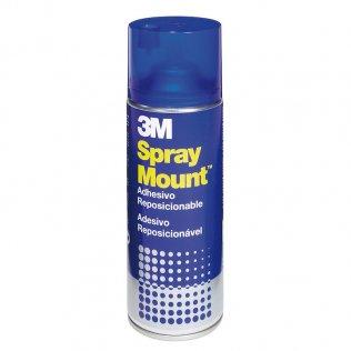 Pegamento Spray Mount 3M reposicionable 400 ml