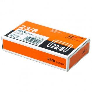 Grapas Plus Office 23/8 Galvanizadas (1000ud/caja)