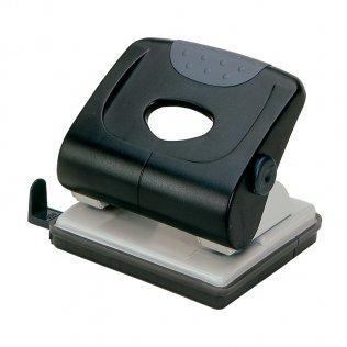 Perforador sobremesa Plus Office 175 Negro