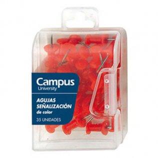 Señalizadores Campus University Rojo (35ud/caja)