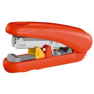 Grapadora Plus ST-010X Naranja grapado plano