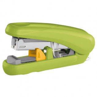 Grapadora Plus ST-010X Verde grapado plano