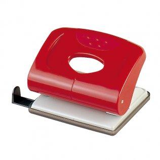 Perforador sobremesa Plus Office 170 Rojo