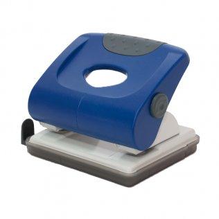 Perforador sobremesa Plus Office 175 Azul