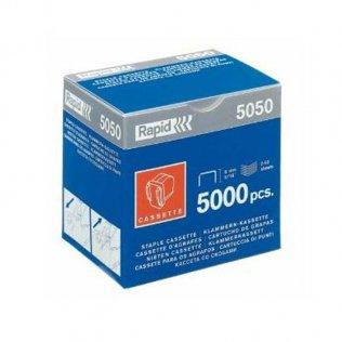 Grapas Rapid R5050 Galvanizadas (5000ud/caja)