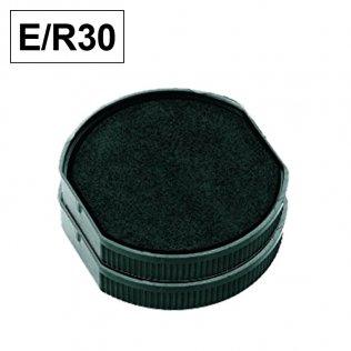 Almohadillas Colop E/R30 para Printer Redondo Negro