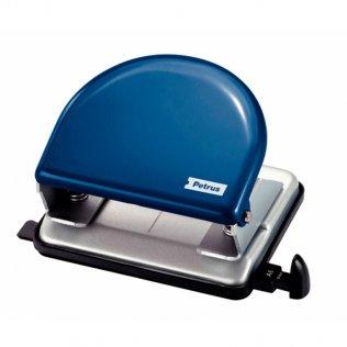 Perforador sobremesa Petrus 52 C Azul