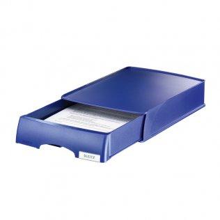 Bandeja-cajón Leitz Plus azul