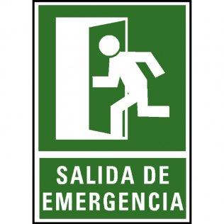 Pictograma Archivo 2000 salida de emergencia