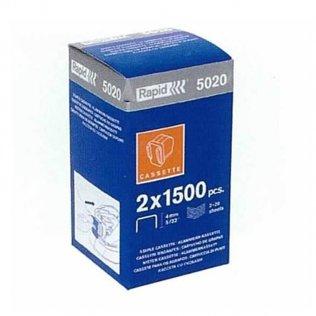 Grapas Rapid R5025 Galvanizadas (3000ud/caja)