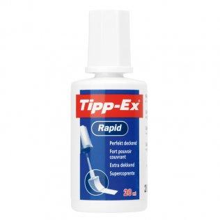 Corrector líquido Tipp-ex Rapid en bote