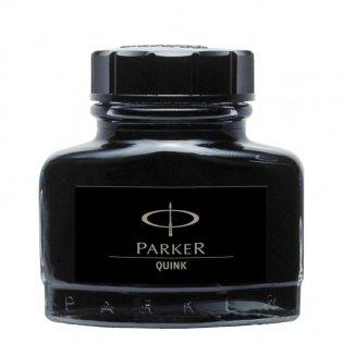 Tinta Estilográfica Parker Negro 57 ml