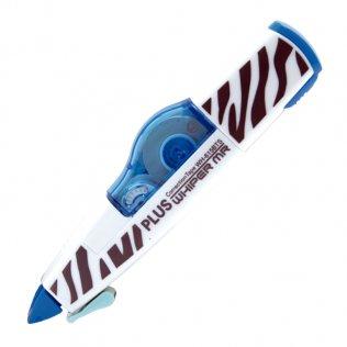 Corrector cinta PLUS MR cebra 5mm x 6m
