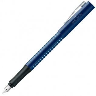 Pluma Faber-Castell Grip 2010 Azul