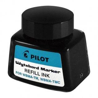 Tinta Pilot para marcador de pizarra Negro 30 ml
