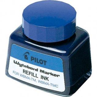 Tinta Pilot para marcador de pizarra Azul 30 ml