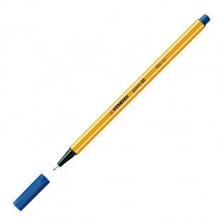 Rotulador Stabilo Point 88 Azul 0,4 mm