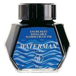 Tintero Waterman Azul Florida 50 ml
