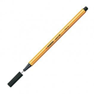 Rotulador Stabilo Point 88 Negro 0,4 mm