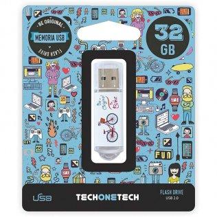 Pen drive Tech1Tech 32 GB Be Bike