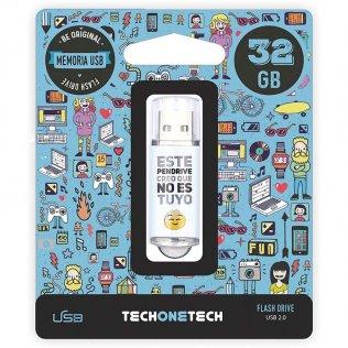 Pen drive Tech1Tech 32 GB No es tuyo