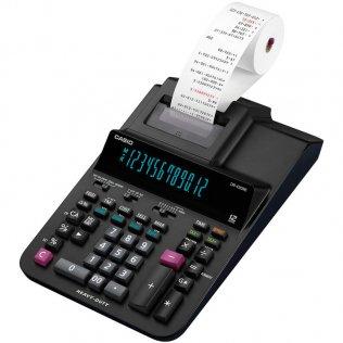Calculadora impresora Casio DR-420 RE
