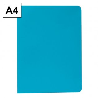 Subcarpeta Plus Office A4 200 gr azul