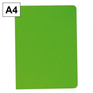 Subcarpeta Plus Office A4 200 gr verde