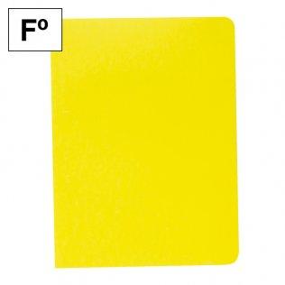 Subcarpeta Plus Office Folio 200 gr amarillo