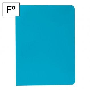 Subcarpeta Plus Office Folio 200 gr azul